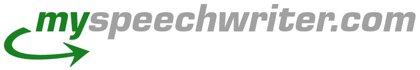 myspeechwriterlogo